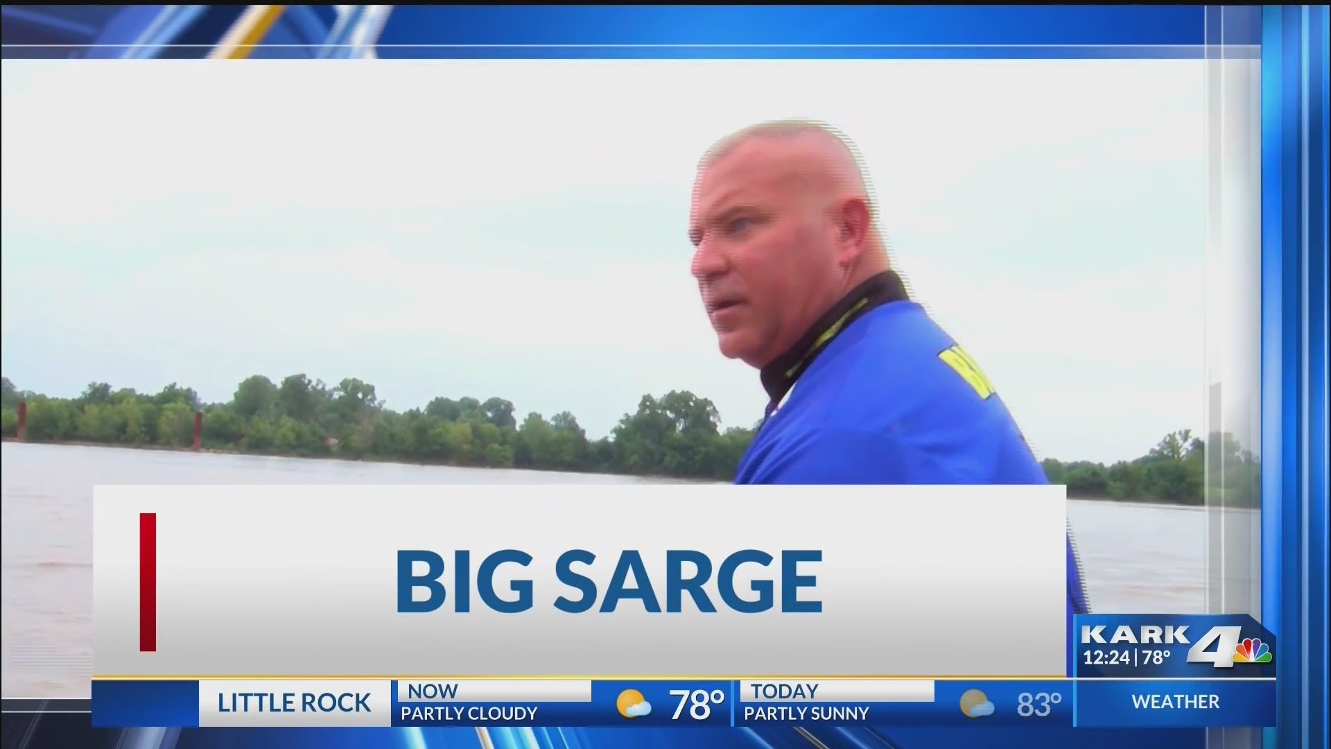 Big Sarge Fishing Report for June 14