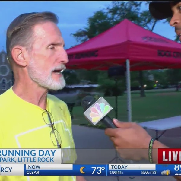Global Running Day takes off