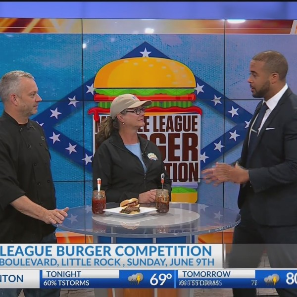 MIRACLE LEAGUE BURGER COMPETITION