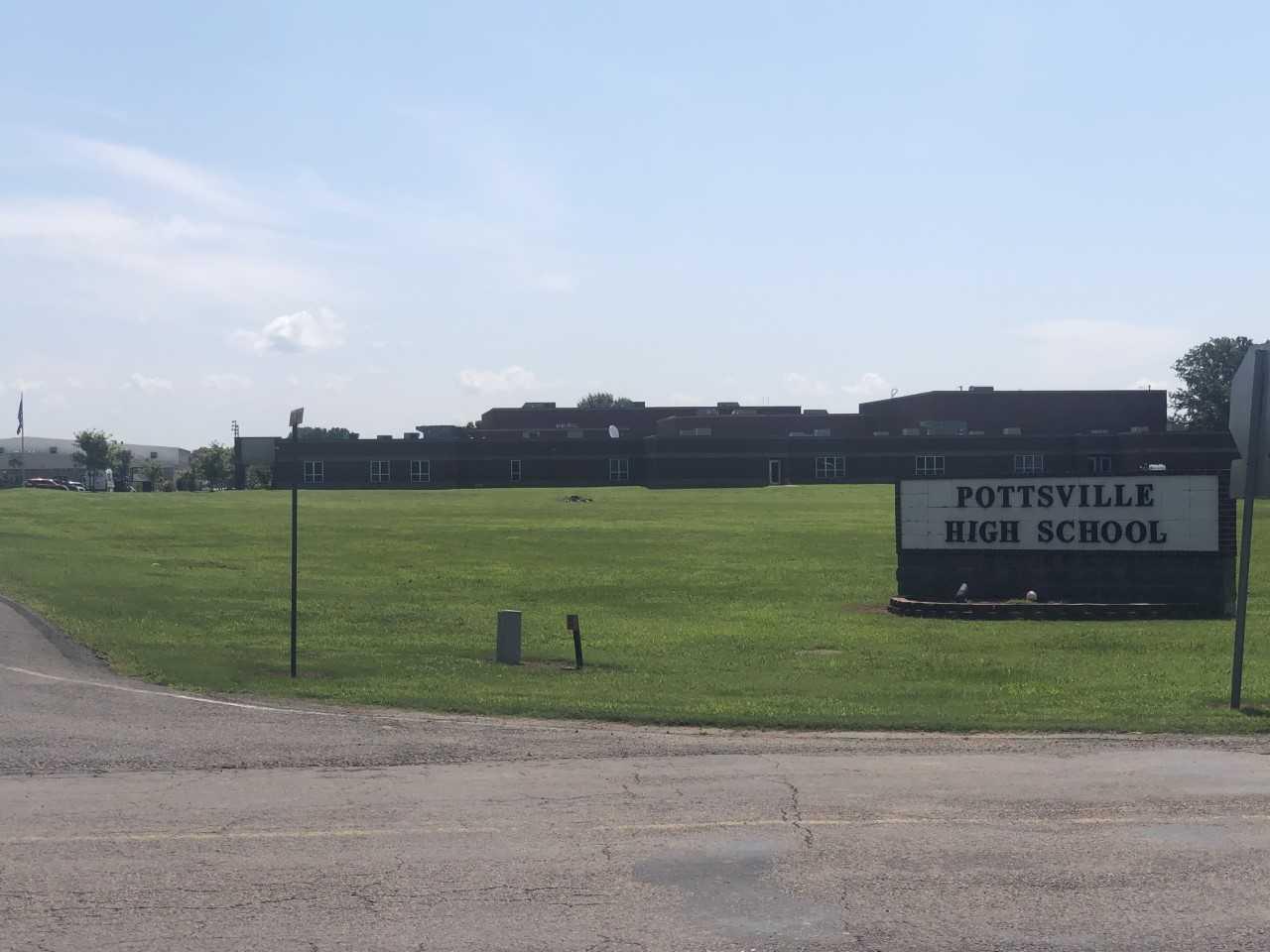 Pottsville schools