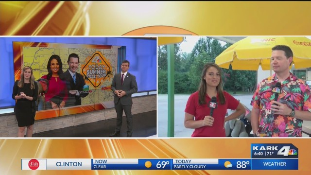 KARK 4 Today Summer Road Tour: Day 2 | KARK