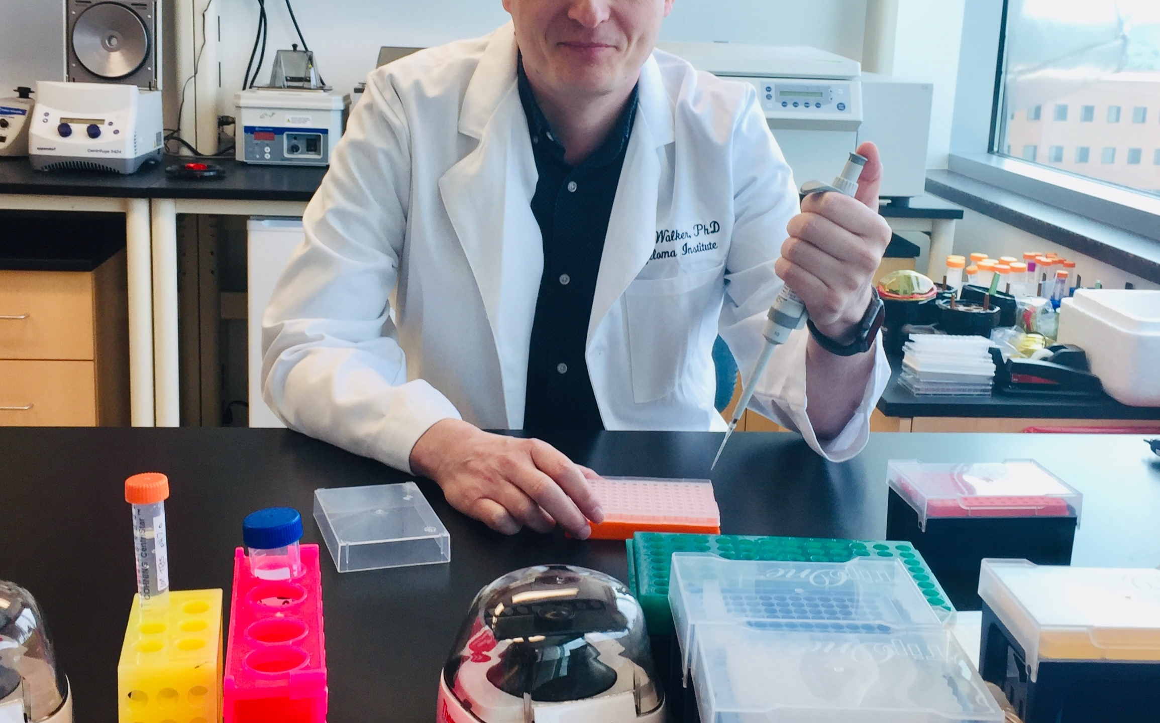 UAMS Myeloma Researcher Awarded Nearly $543,000 from