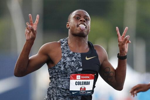 Christian Coleman