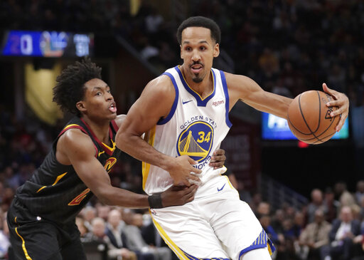 Collin Sexton, Shaun Livingston