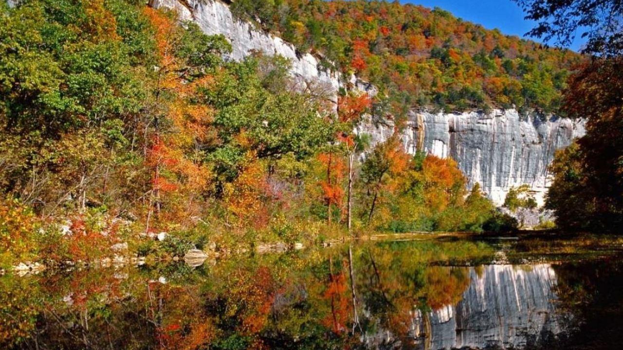 arkansass fall foliage slowly changing colors kark 1280 x 720 · jpeg
