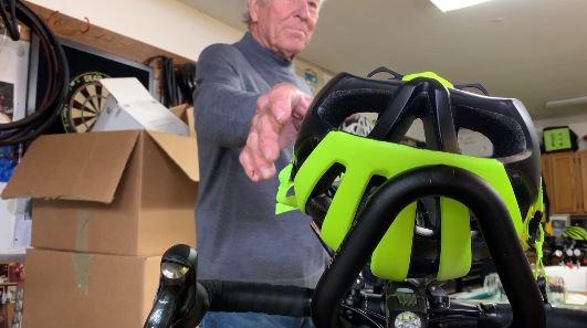 Digital Original: 80 mile bike ride for Arkansas man's 80th birthday