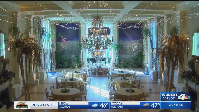 Good News Matters: Inside look at Arkansas Governor's Mansion this holiday season