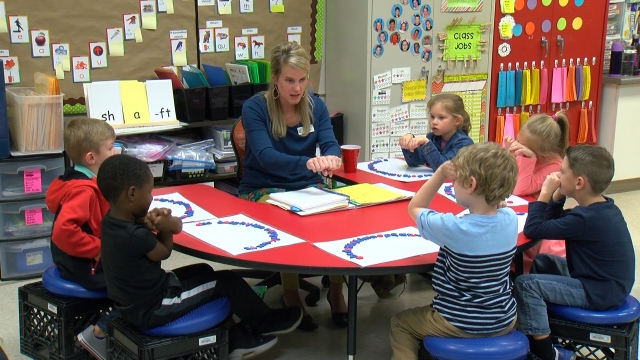 Benton elementary students succeeding through literacy program