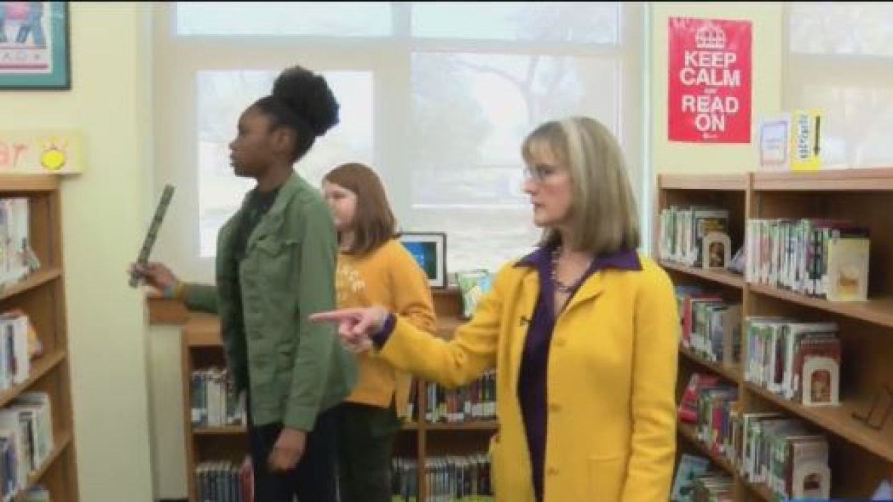 MENTOR MATCH: LRSD students hope mentors will help build future careers