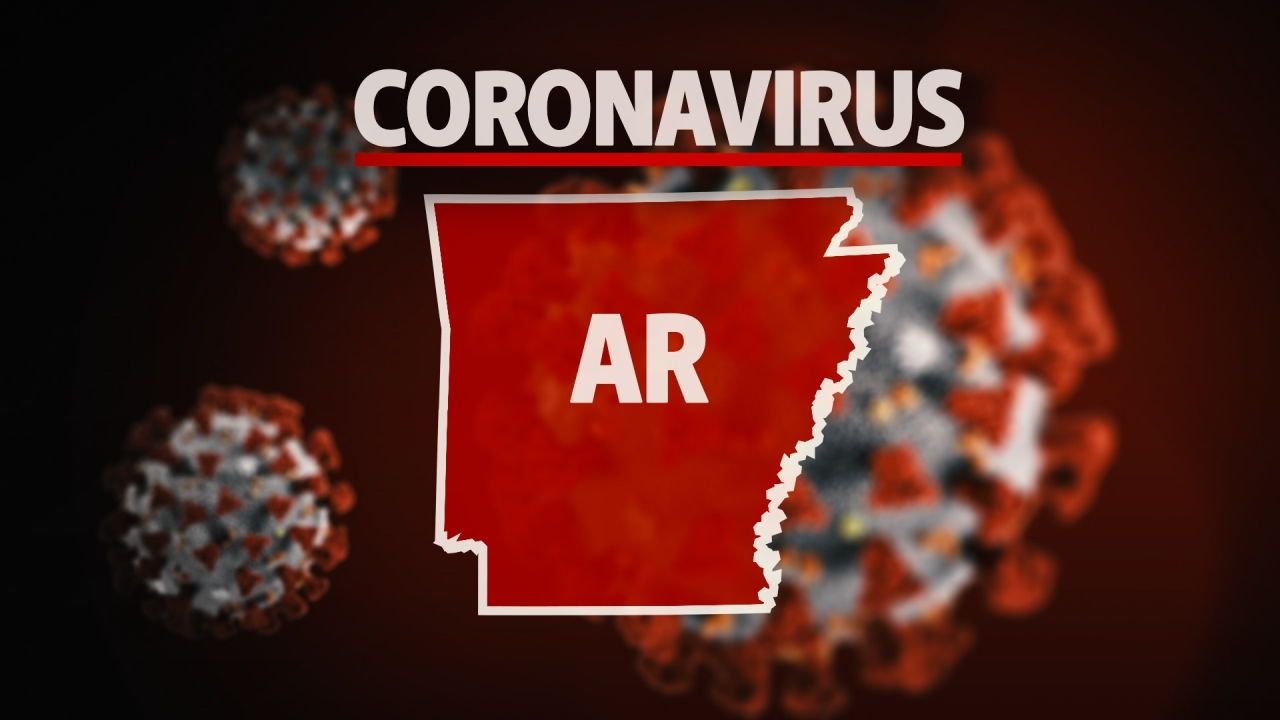 Coronavirus in Arkansas: Department of Health officials to give update on state's COVID-19 cases, response