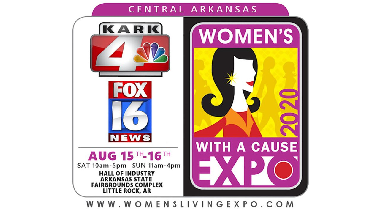Central Arkansas Women's Expo With a Cause set for August 15-16