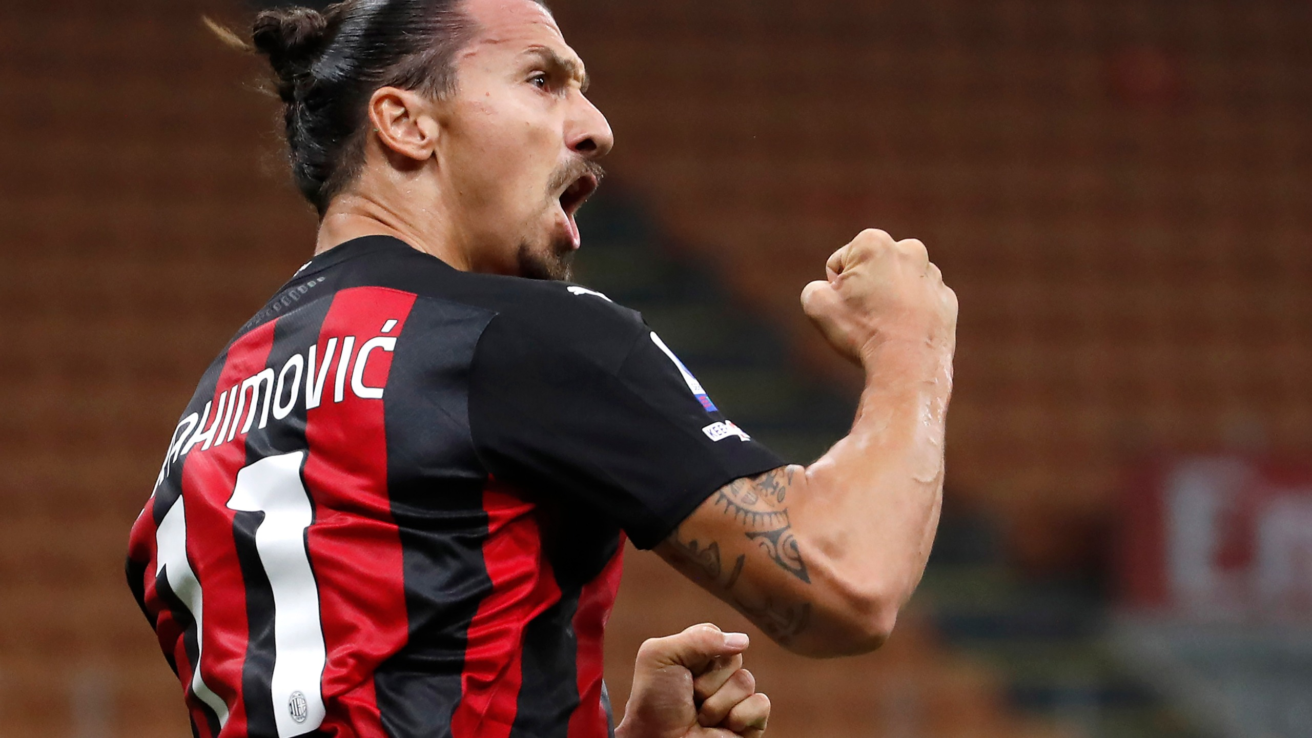 Milan Striker Zlatan Ibrahimovic Tests Positive For Virus Kark