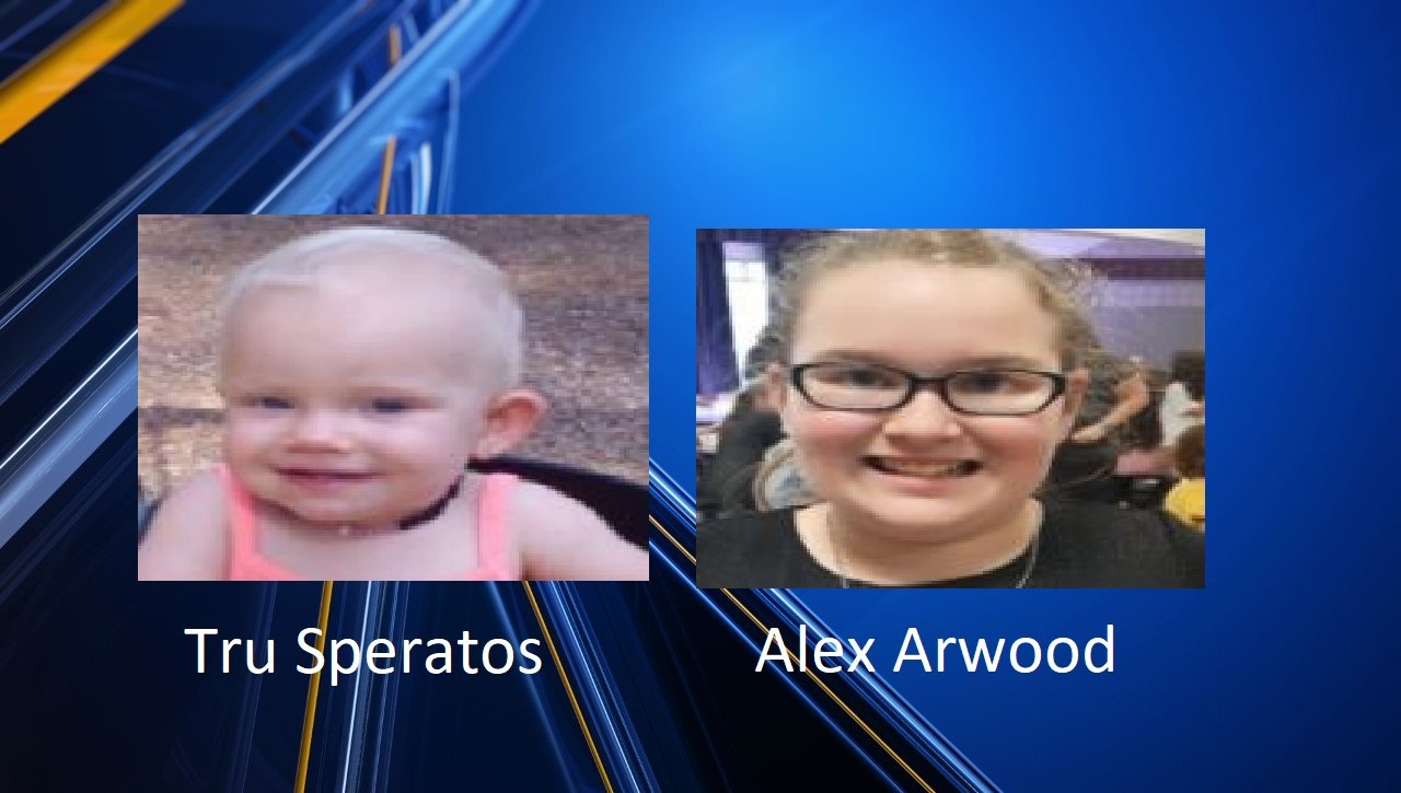 Amber Alert Police Searching For Two Abducted Children Out Of Texas Kark