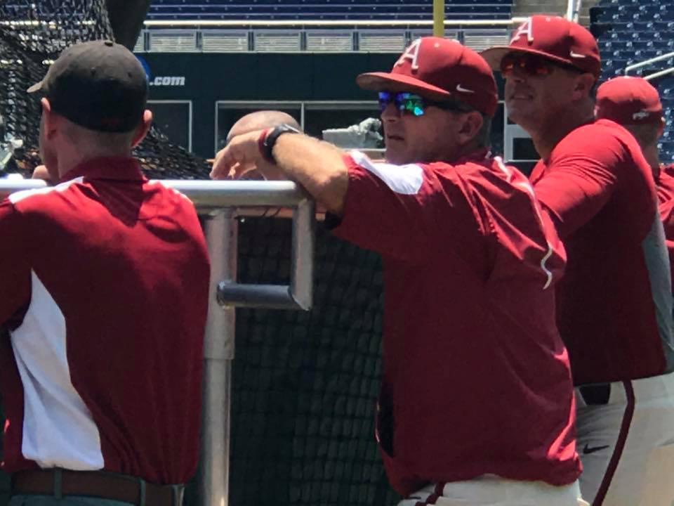 Razorbacks Open 2021 Baseball Season Tonight Against Texas Tech - KARK