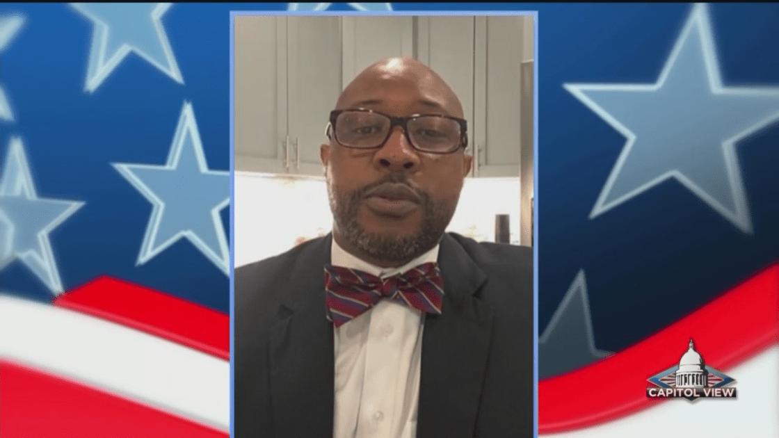 Capitol View, April 18: Republican Leon Jones Jr. talks about his run for AR Attorney General