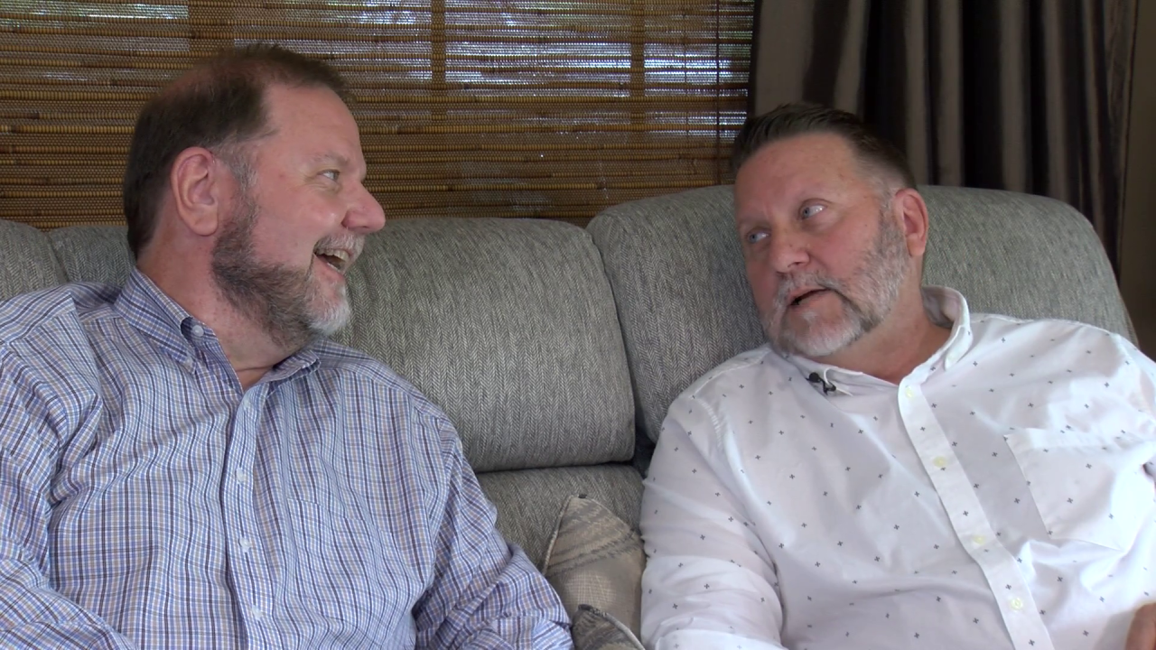 Arkansas brothers separated at birth reunite after 58 years